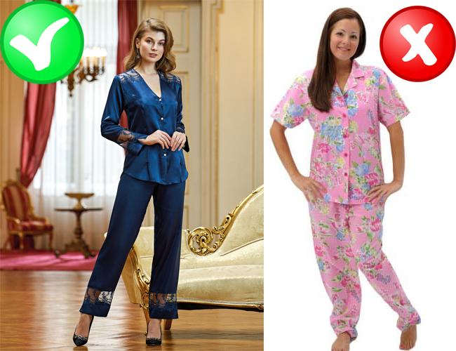 Önden Düğmeli Pijama Takımı